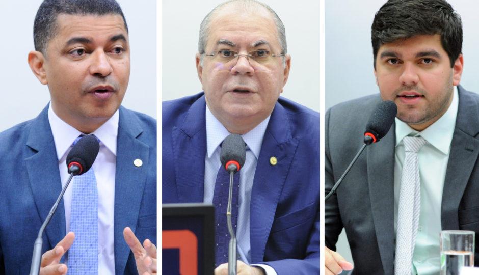 Pelo MA, apenas Bira, Hildo e Marreca Filho rejeitam texto de PEC que amplia influência do Congresso em órgão do Ministério Público