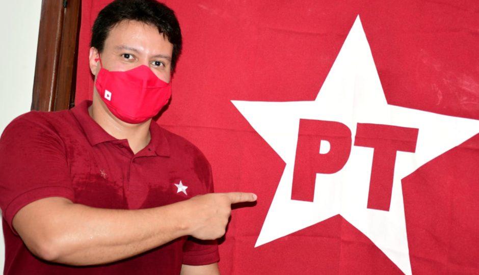 Inviável ao Palácio dos Leões, Felipe Camarão mantém pré-candidatura a deputado federal para 2022