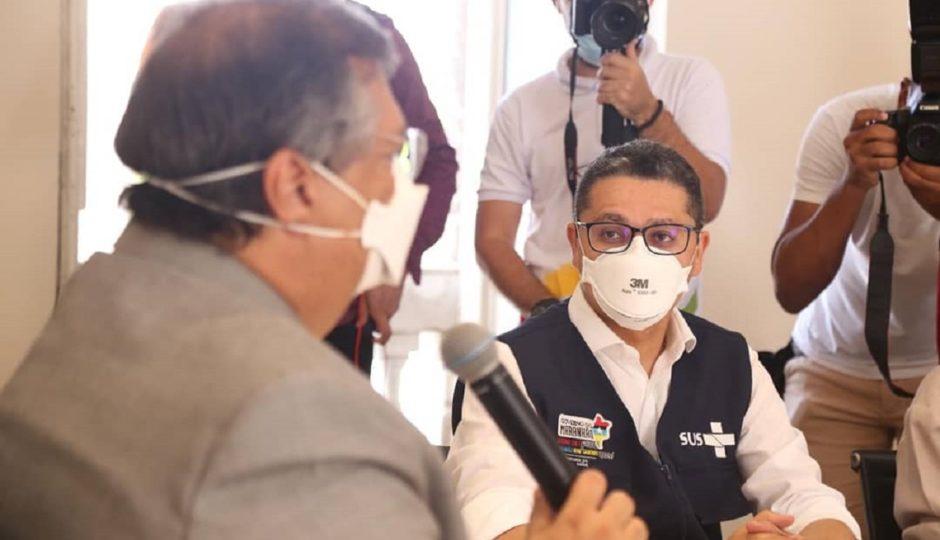Lenta, investigação sobre respiradores fantasmas pagos pelo governo Dino empaca agora no MP de Contas