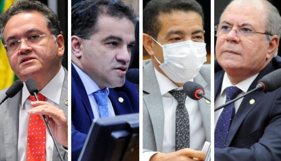 PF investiga suspeita de envolvimento de Roberto Rocha, Josimar Maranhãozinho, Pastor Gil e Hildo Rocha em desvio de emendas